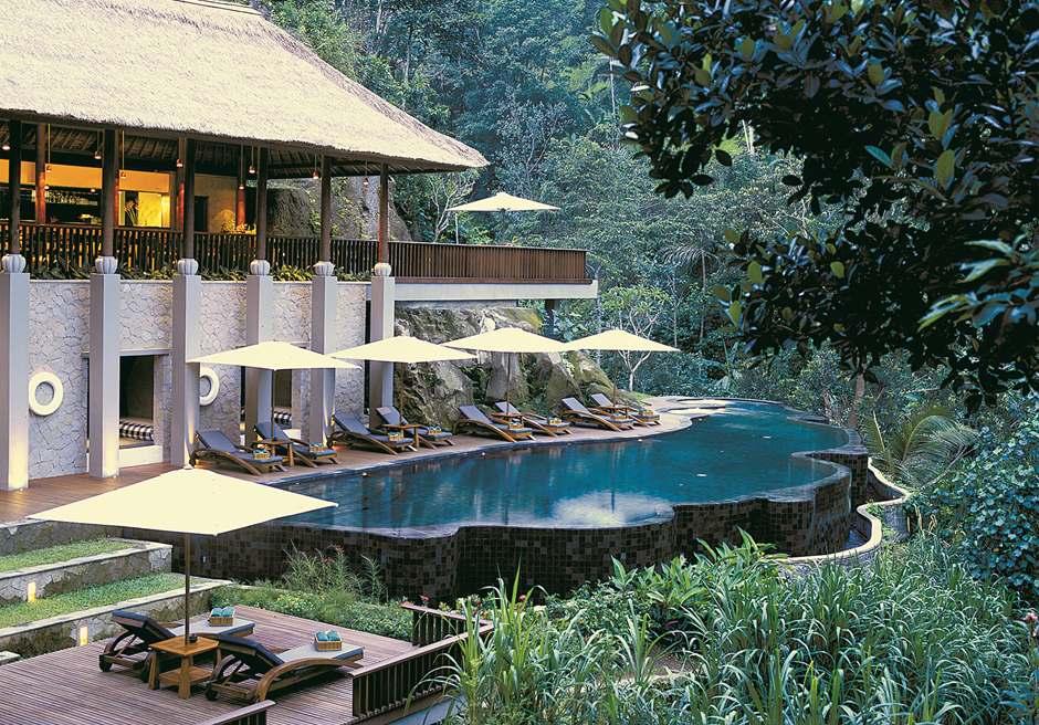 Maya Ubud Resort & Spa<br>マヤ・ウブド・リゾート&スパ