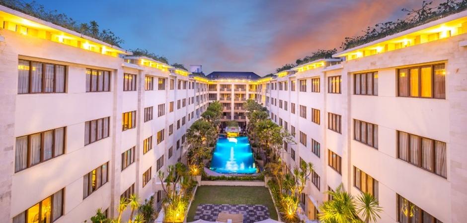 Aston Kuta Hotel & Residence<br>アストン・クタ・ホテル&レジデンス