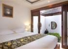 クラトン・ジンバラン・ビーチ・リゾート スイートルーム ベッドルーム