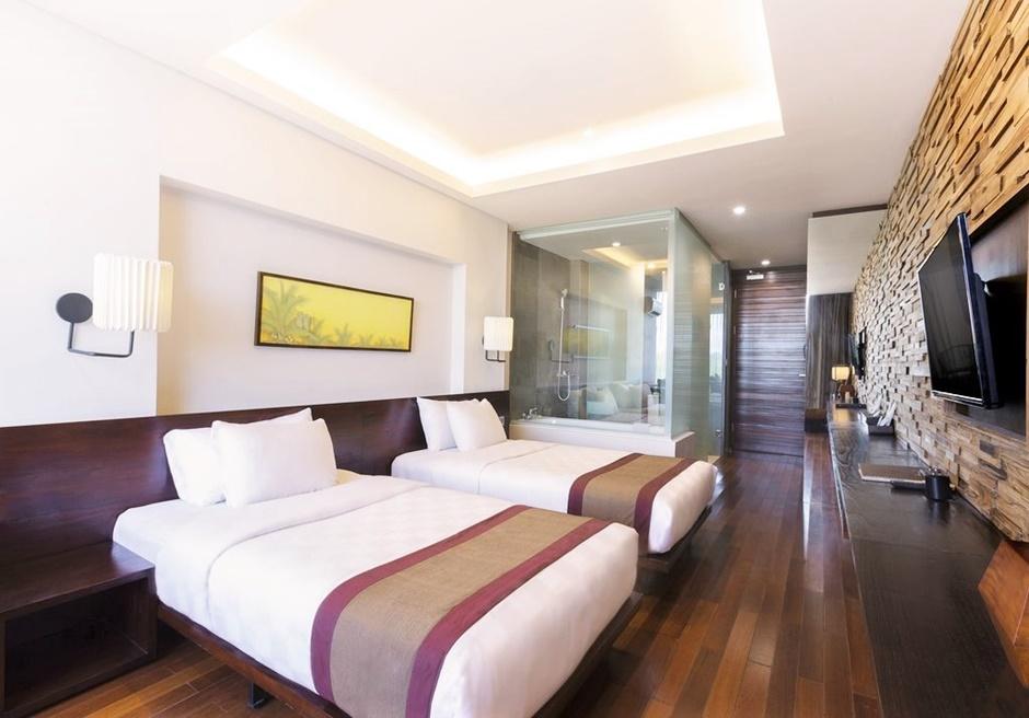 Watermark Hotel & Spa Bali Jimbaran<br>ウォーターマーク・ホテル・ジンバラン
