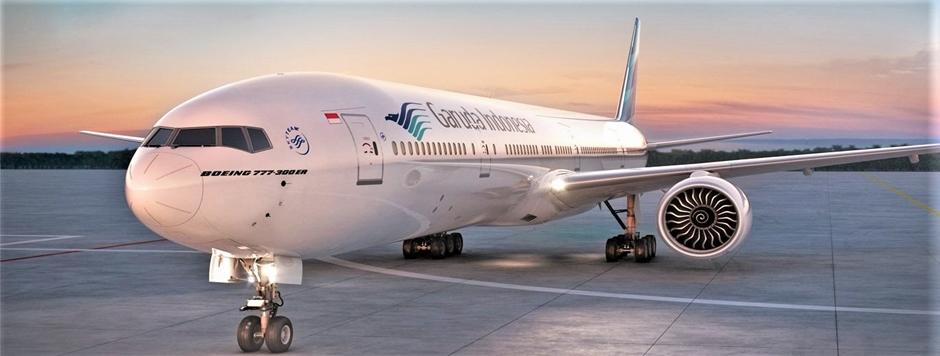 ガルーダインドネシア航空 | PT Garuda Indonesia