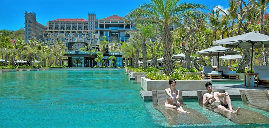 バリ島ウェディング・挙式・結婚式 ホテル&リゾート ツアー