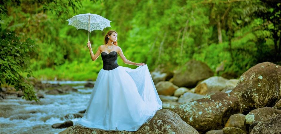Bali 1Spot Ubud<br>Wedding Photo Shooting