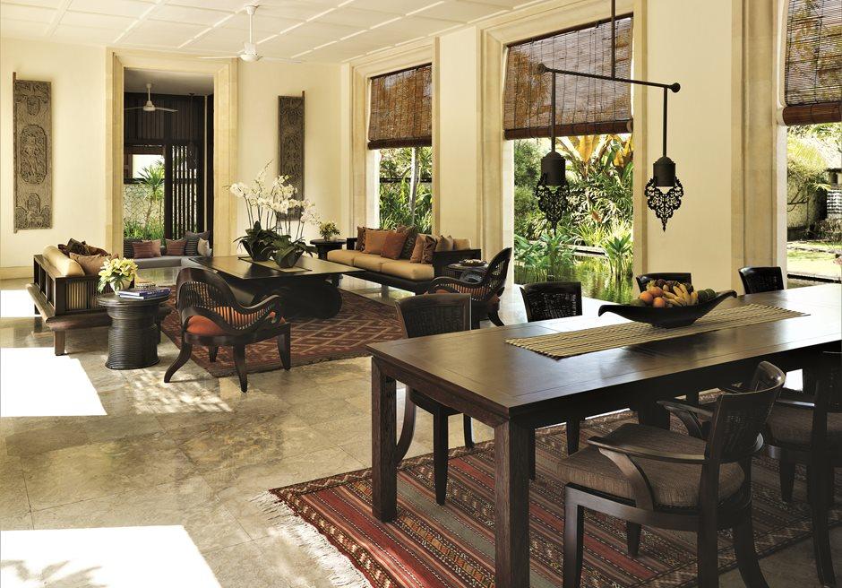 バリ島ウェディング フォーシーズンズ・ジンバラン 参列者ホテル