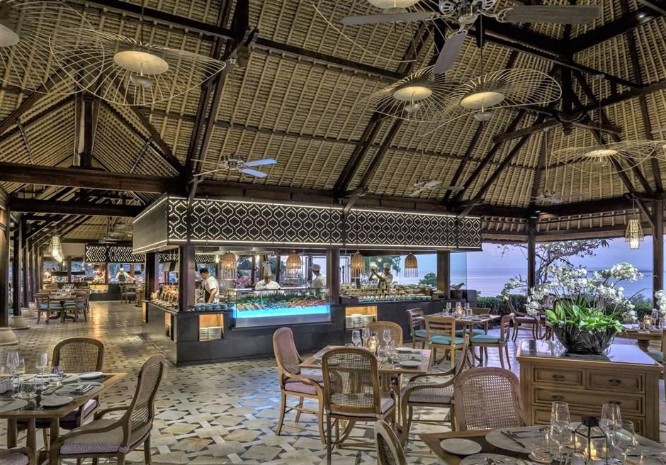 バリ島ウェディング フォーシーズンズ・ジンバラン挙式