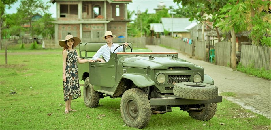 インドネシア・ウェディング・ツアー ハネムーン 旅行