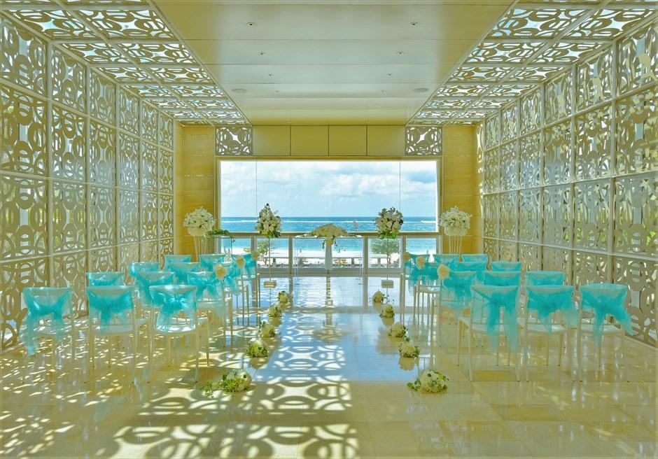 ムリア・バリ ハーモニー・チャペル挙式 フラワー・ウェディング装飾