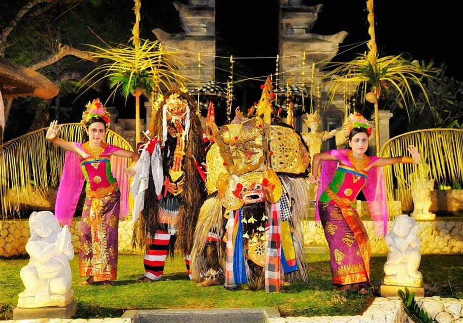 バリ島挙式 バリ観光 伝統舞踊