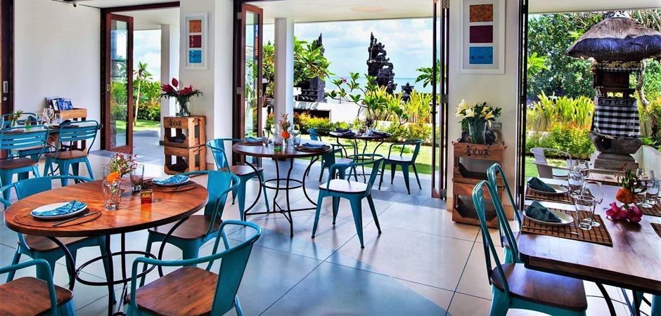 バリ島挙式 ジンバランビーチ レストラン