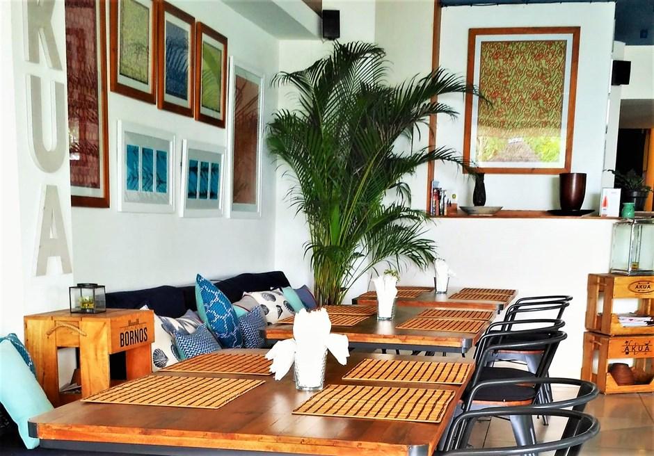 バリ島挙式 ジンバラン レストラン