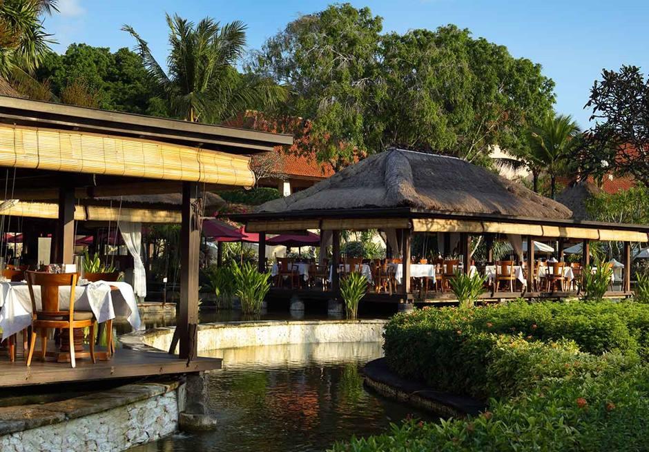 バリ島結婚式 アヤナ・リゾート&スパ パディ・レストラン