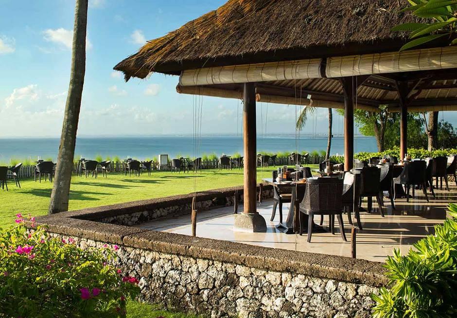 バリ島結婚式 アヤナ・リゾート&スパ サミ・サミ・レストラン