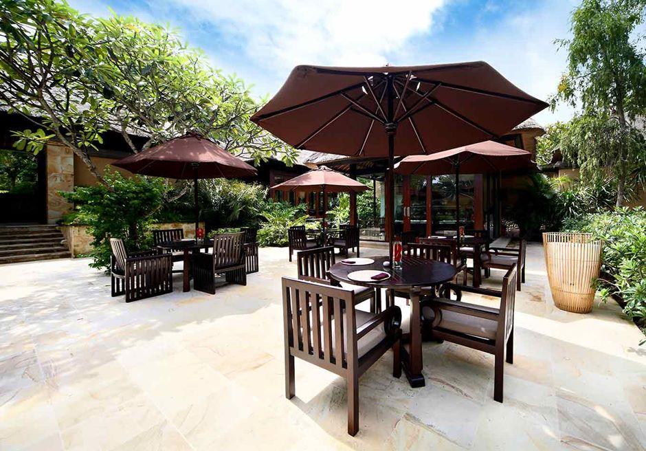 バリ島結婚式 アヤナ・リゾート&スパ スパ・カフェ