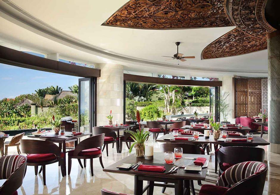 バリ島結婚式 アヤナ・リゾート&スパ ダヴァ・レストラン