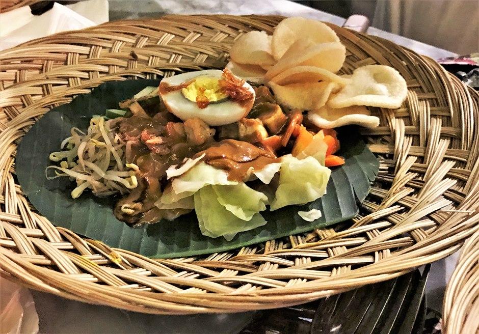 バリ島挙式 バリーク ジンバラン インドネシア料理