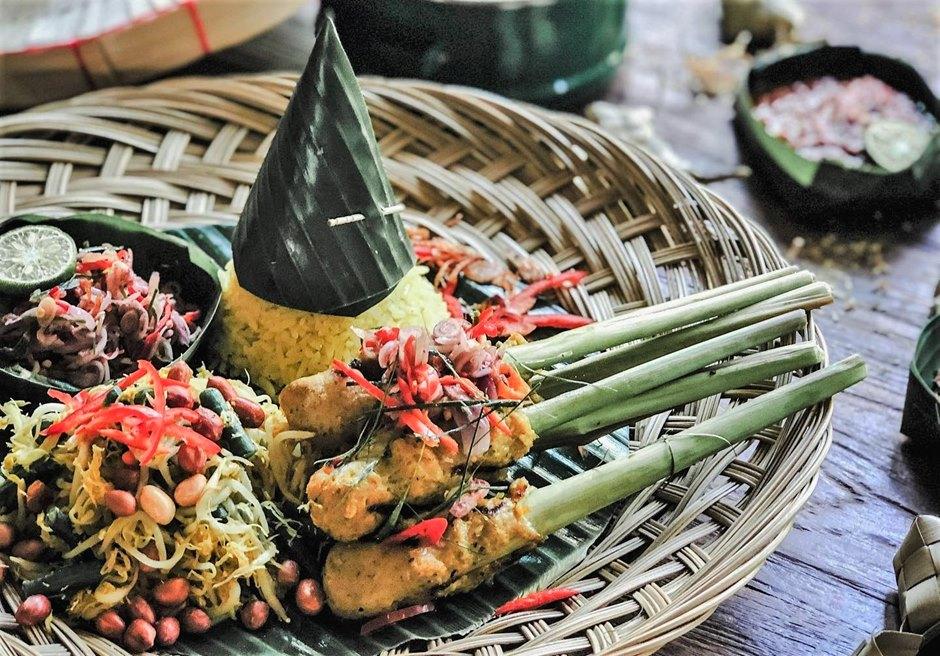 バリ島挙式 バリーク ジンバラン インドネシアレストラン