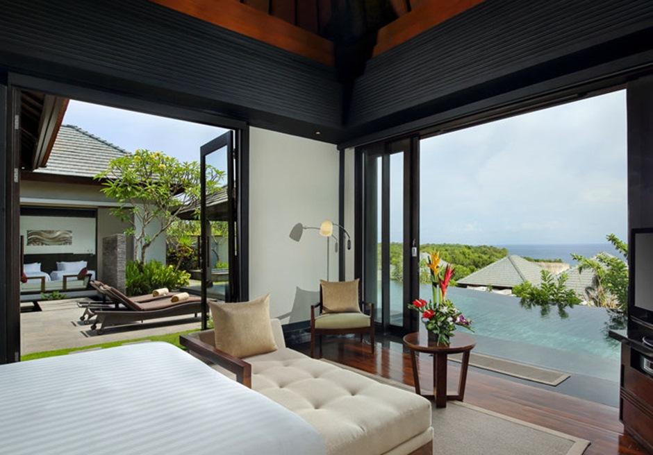 バリ島ウェディング バンヤンツリー・ウンガサン 2ベッドルームプールヴィラ