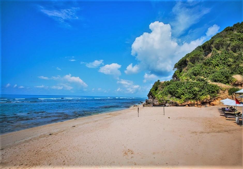 バリ島結婚式 バンヤンツリー・ウンガサン プライベートビーチ