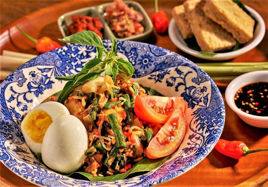 バリ島ウェディング ブンブバリ レストラン