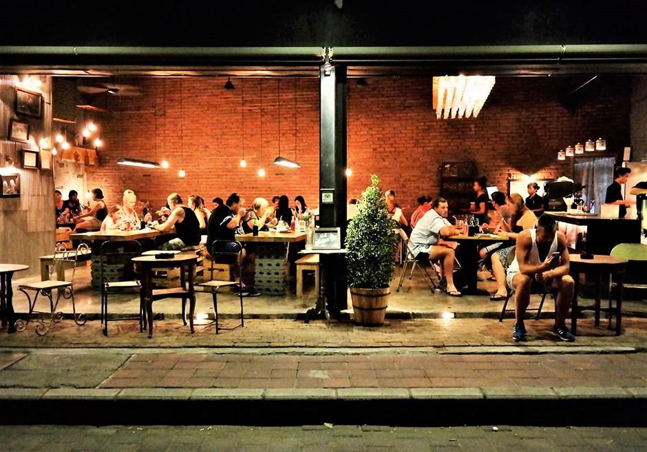 バリ島ウェディング クタ地区 レストラン