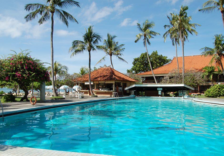 バリ島挙式 グランドインナバリビーチホテル サヌール