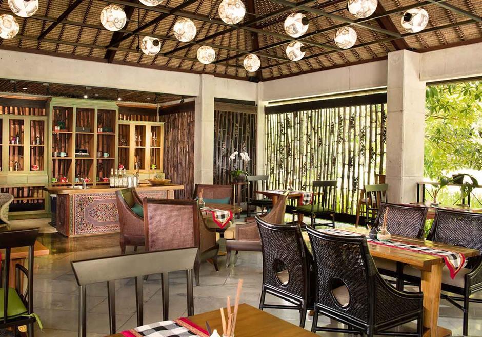 バリ島結婚式 アヤナ・リゾート&スパ オーキッド・レストラン