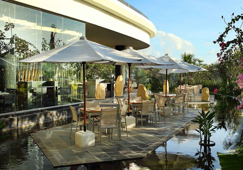 バリ島結婚式 アヤナ・リゾート&スパ トゥゲ・レストラン