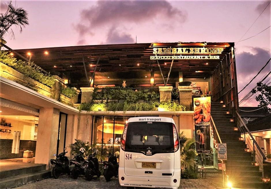 バリ島結婚式 お勧めレストラン