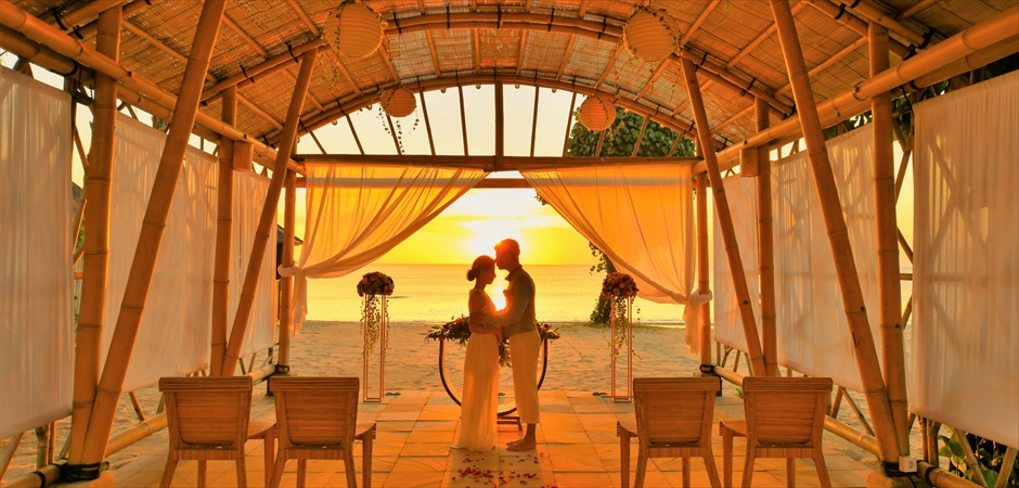 Belmond Jimbaran<br>Chapel Wedding for Two