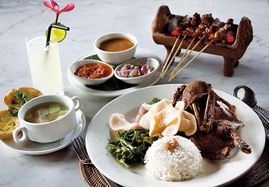 バリ島挙式 インドネシア料理 レストラン
