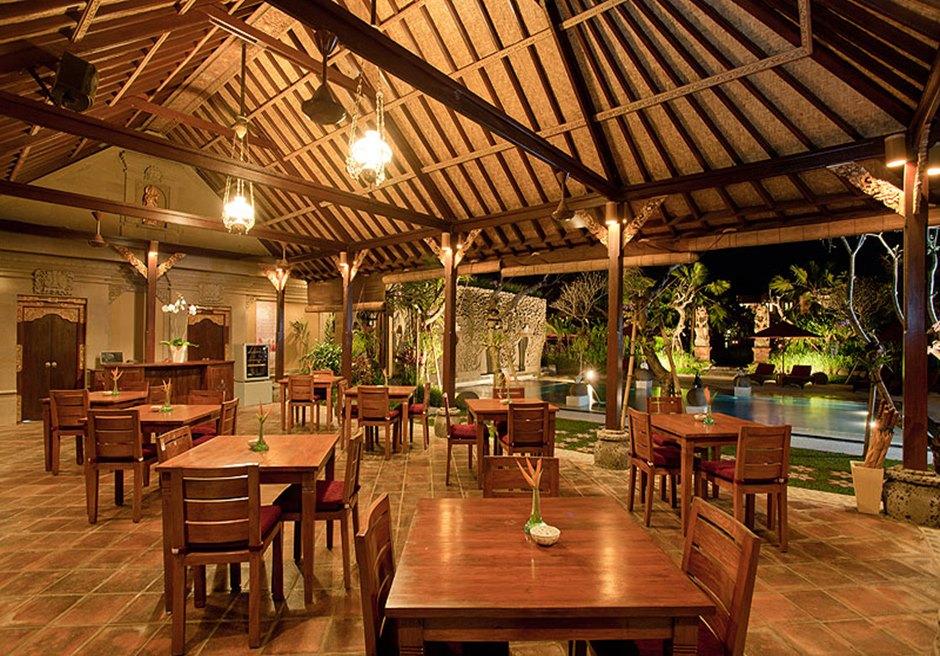 バリ島結婚式 ウブド レストラン