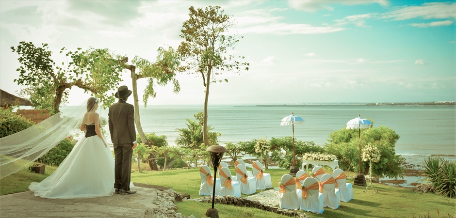 Four Seasons Jimbaran<br>Garden Wedding for Two