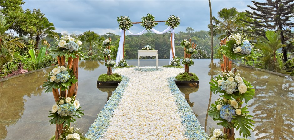 Kupu Kupu Barong<br>Ubud Wedding for Two