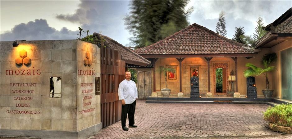 バリ島ウェディング ウブド レストラン