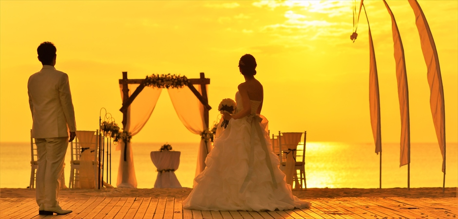 Belmond Jimbaran<br>Beach Wedding for Two