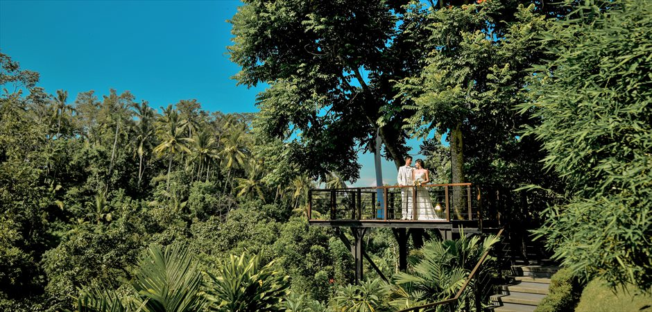 Kamandalu Ubud<br>Ubud Wedding for Two