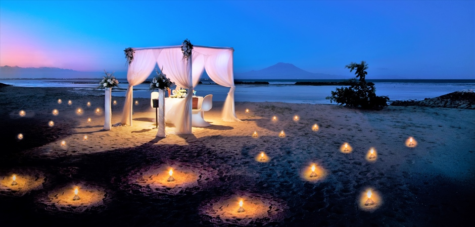 Kayumanis Nusa Dua <br>Garden Wedding for Two