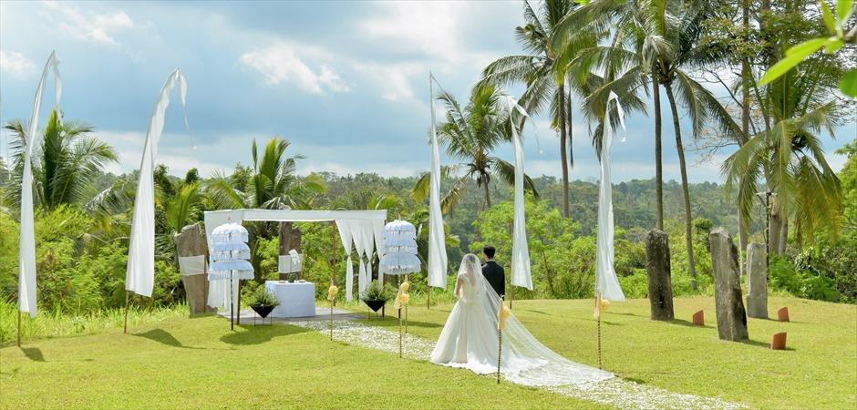 Alila Ubud<br>Ubud Wedding for Two