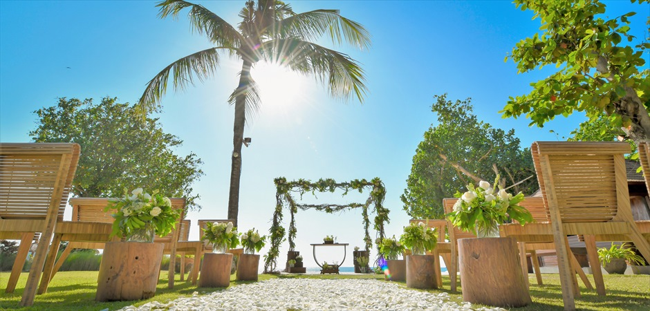 Belmond Jimbaran<br>Garden Wedding for Two