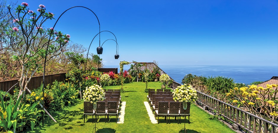 Bvlgari Resort Bali<br>Garden Wedding for Two