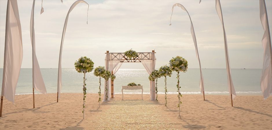 Keraton Jimbaran<br>Beach Wedding for Two
