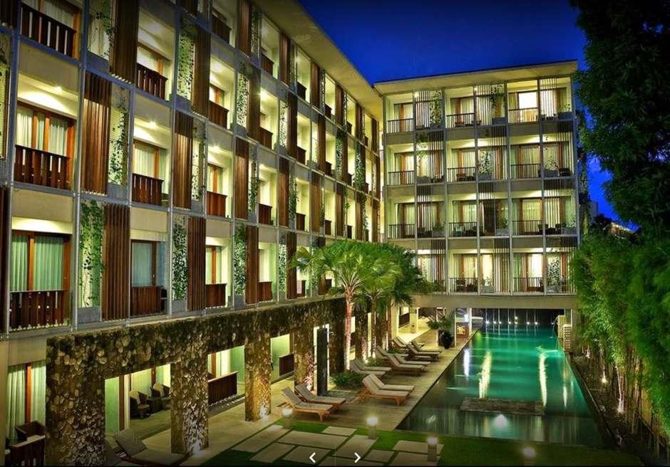 バリ島ウェディング ヘイブン・スミニャック・ホテル
